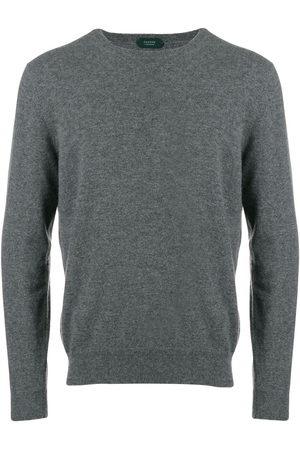 ZANONE Basic jumper - Grey