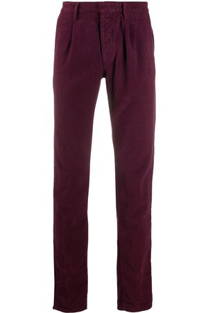 Incotex Slim fit moleskin trousers
