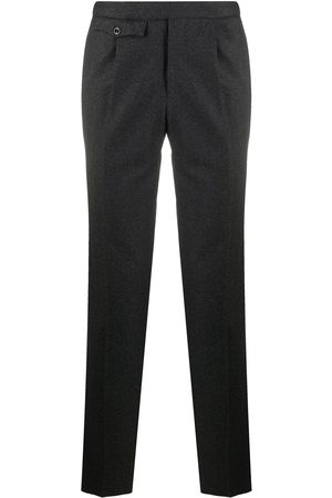 Incotex Slim-fit tailored trousers - Grey