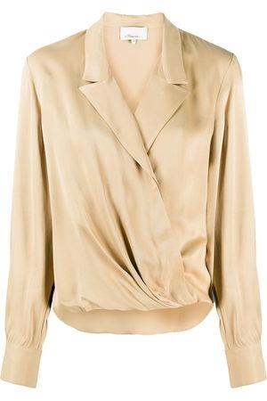 3.1 Phillip Lim Women Wrap tops - Wrap draped blouse