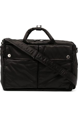 PORTER-YOSHIDA & CO X Mackintosh quilted briefcase