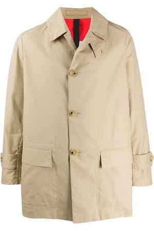 MACKINTOSH Torrent raincoat - Neutrals