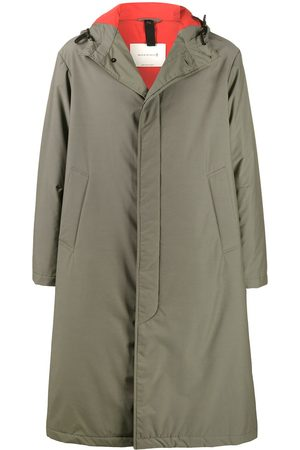 MACKINTOSH Single-breasted parka coat