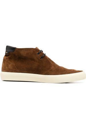 Saint Laurent Ace mid-top sneakers