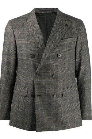 Karl Lagerfeld Check suit jacket - Grey