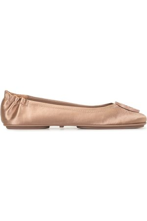 Tory Burch Women Ballerinas - Logo buckle flat ballerinas