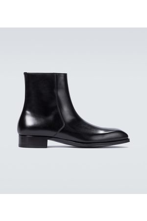 Tom Ford Elkan leather boots