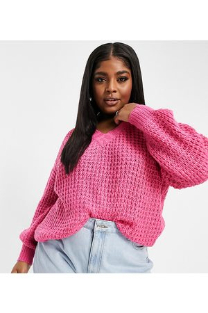 Ax Paris Chunky chenille sweater in