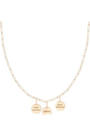 Vanrycke Shaman 3 talisman necklace