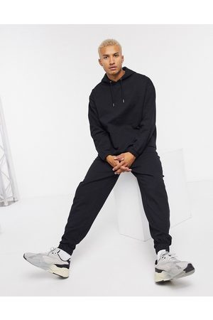 ASOS Organic tracksuit with oversized hoodie & oversized sweatpants in