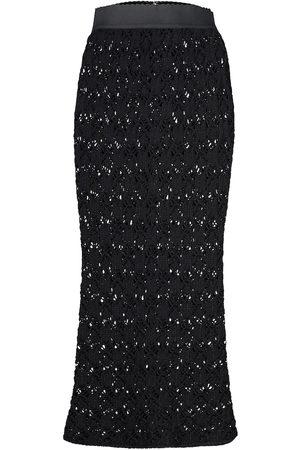 Dolce & Gabbana Virgin wool pencil skirt