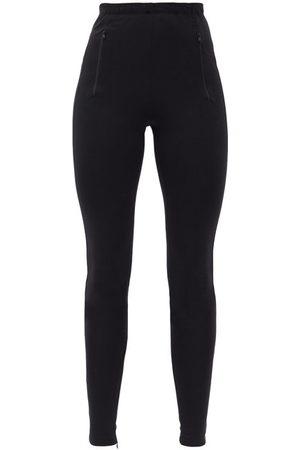 WARDROBE.NYC Women Leggings - Wardrobe. nyc - Release 03 High-rise Slit-cuff Leggings - Womens
