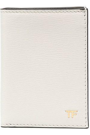 TOM FORD Men Wallets - Bi-fold logo cardholder