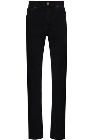 Nudie Jeans Gritty Jackson straight-leg jeans