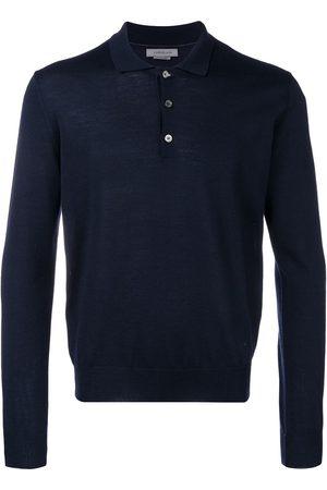 corneliani Men Polo Shirts - Knitted polo shirt