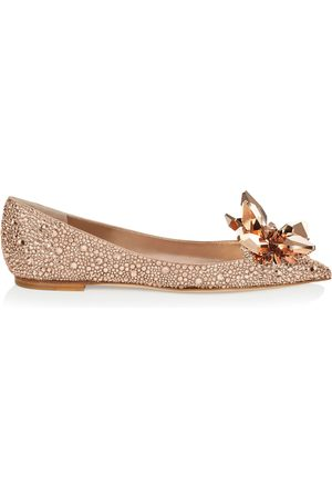 Jimmy Choo Women Flat Shoes - Attila