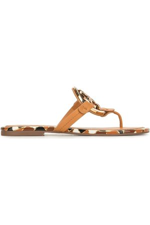 Tory Burch Women Sandals - Enamel Miller sandals
