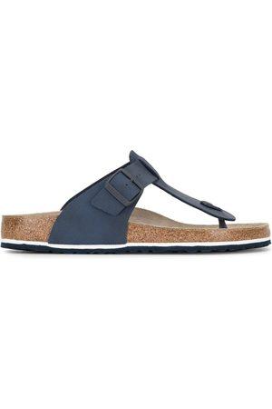 Birkenstock Medina faux-leather thong sandals