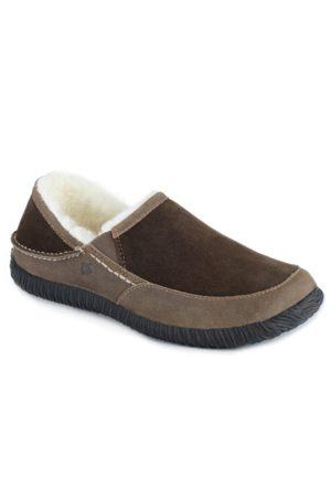Acorn Men Loafers - Men's Fleece-Lined Rambler Moccasins