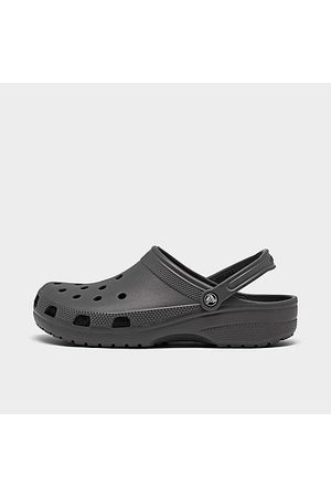 Crocs Classic Clog Shoes in Grey Size 4.0