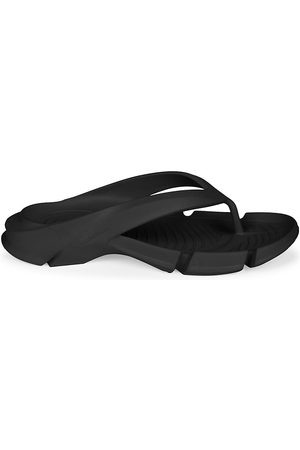 Balenciaga Women's Mold PVC Thong Sandals - - Size 42 (12)