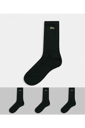 Lacoste Socks - 3 pack socks in