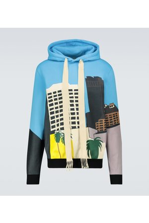 Loewe Ken Price LA Series hooded sweatshirt