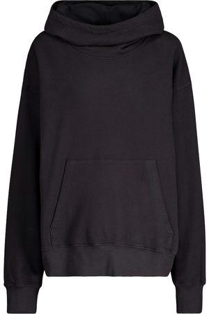 Velvet Ora oversized cotton hoodie