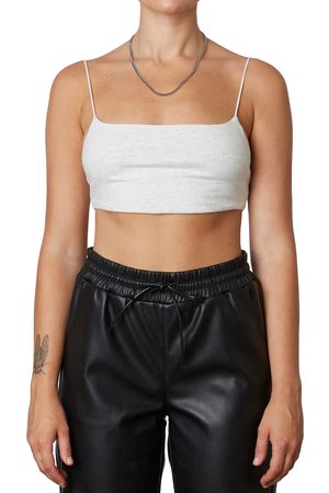 Nia Women's Barely There Jersey Bralette