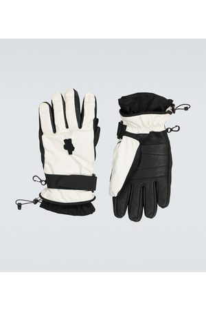 Moncler Genius 3 MONCLER GRENOBLE padded ski gloves