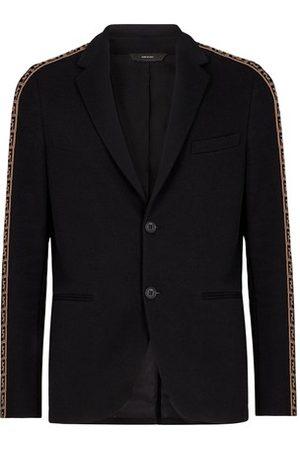 Fendi Men Blazers - Cotton Blazer