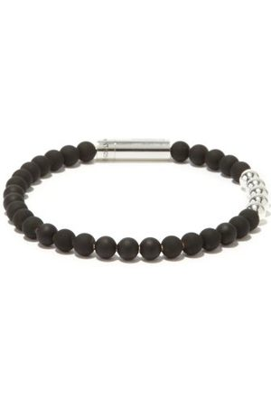 Le Gramme Men Bracelets - Le 25g Beads Sterling- Bracelet - Mens