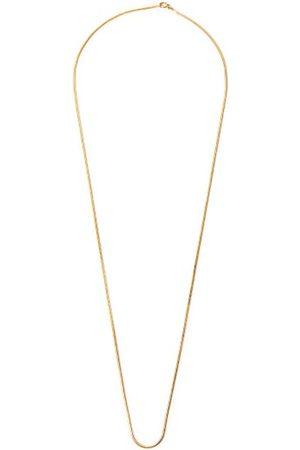 Fernando Jorge Thick 18kt Snake-chain Necklace - Mens