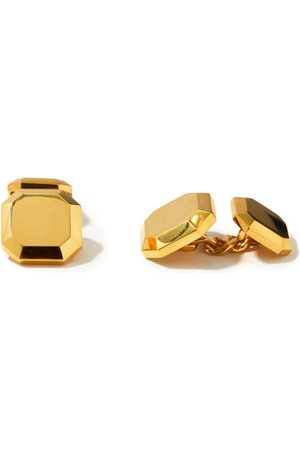 Shay Faceted 18kt Cufflinks - Mens