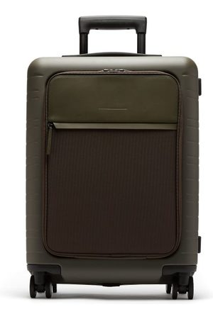 Horizn Studios Men Luggage - M5 Hardshell Cabin Suitcase - Mens - Dark Olive