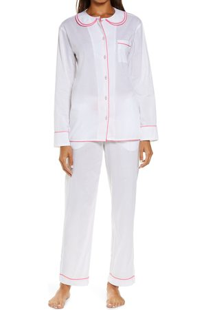 Sant And Abel Women's Cambric Cotton Pajamas