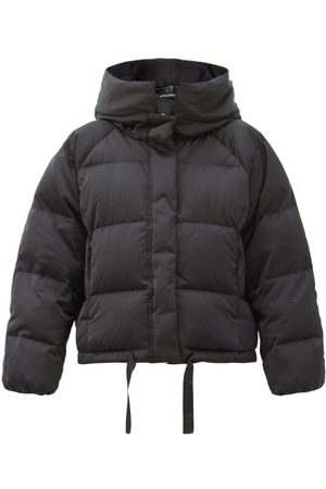 Holden Hooded Quilted Down Jacket - Womens