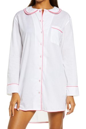 Sant And Abel Women's Sant & Abel Cambric Cotton Nightshirt