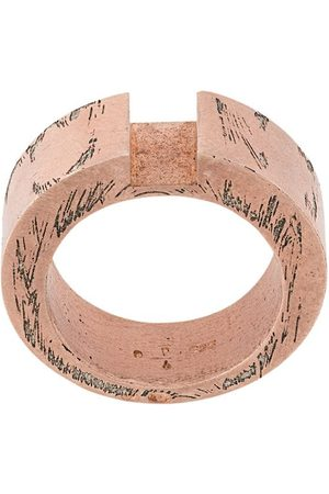 PARTS OF FOUR Rings - Crescent rift ring