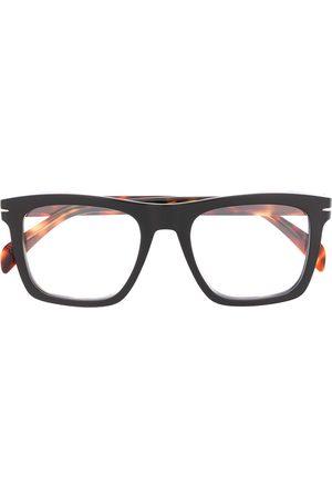 Eyewear by David Beckham Rectangular frame glasses