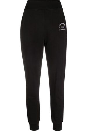 Karl Lagerfeld Logo address sweatpants