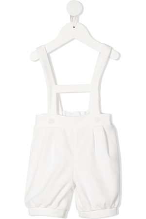 LA STUPENDERIA Dungaree trousers
