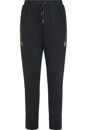 Fendi Tape logo track pants