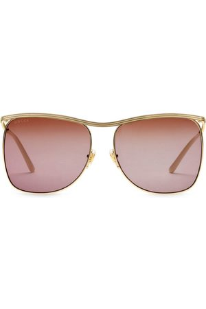Gucci Women Square - Square frame sunglasses