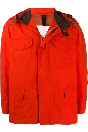 MACKINTOSH Men Rainwear - Drumming rain jacket