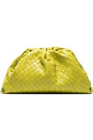 Bottega Veneta The Pouch Intrecciato clutch bag
