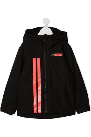 Rossignol Logo-print zip-up jacket