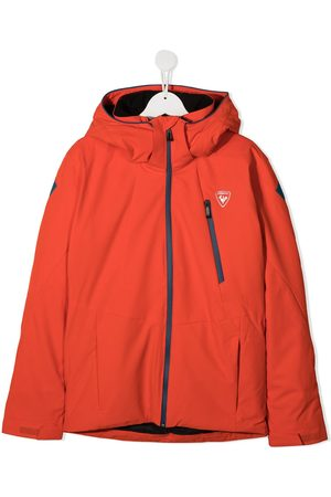 Rossignol TEEN Contrôle hooded jacket