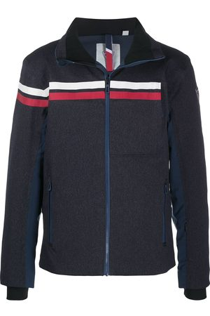 Rossignol Stripe detail hooded jacket