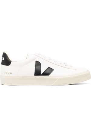 Veja Campo low-top leather sneakers